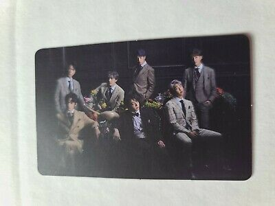 bts map of the soul 7 official group photocard version 3
