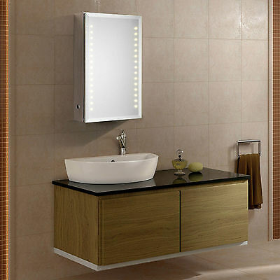 mirrored bathroom cabinets with shaver sockets uk