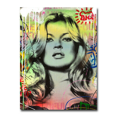 Plakaty Artystyczne Supreme Kate Moss Poster Ds Condition