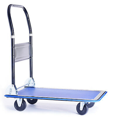 Matériels De Manition Chariots Bentley Diy Heavy Duty Folding Platform Trolley Truck 150kg Free Delivery