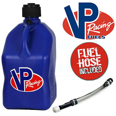 VP Racing 20 Litre Square Design Race Rally Fuel Dump Churn Jug Container Green