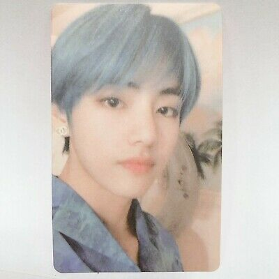 bts v taehyung official map of the soul persona photocard ver2 k pop idol boys
